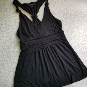 Banana Republic racerback babydoll top